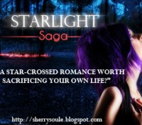 Guest Post: Lost in Starlight Excerpt