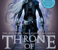 Book Review: Throne of Glass by Sarah J. Maas