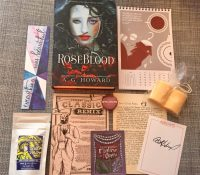 OwlCrate: January 2017 – Classic Remix