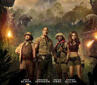 Movie Review: Jumanji: Welcome to the Jungle