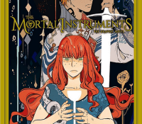 Review: The Mortal Instruments Graphic Novel by Cassandra Clare/Illustrated by Cassandra Jean