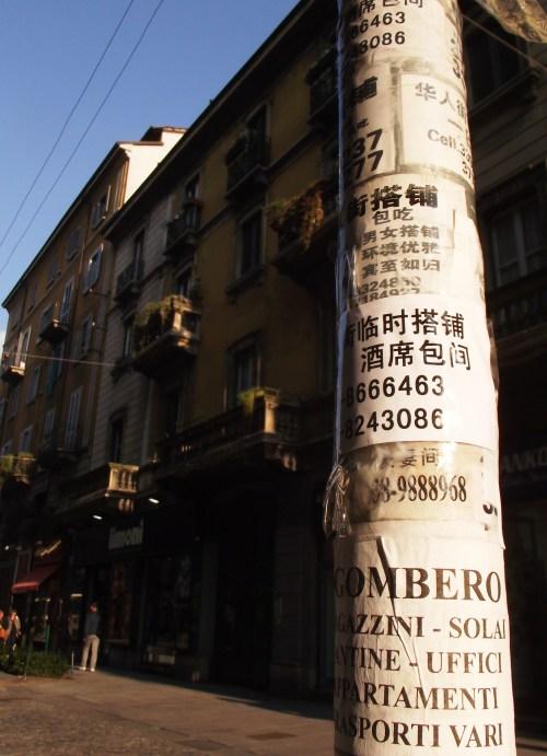Chinatown - Milan