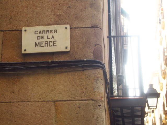 Our favorite street in Barcelona