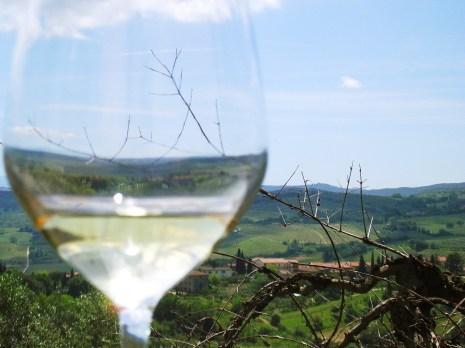 Venaccia - local wine