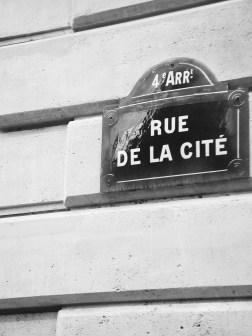 Paris charm.