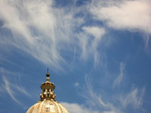 Some dome - Rome