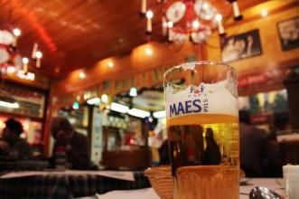 Chez Leon - Maes beer