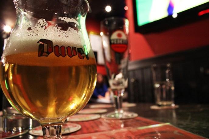 Celtica Pub - Duvel beer (2)