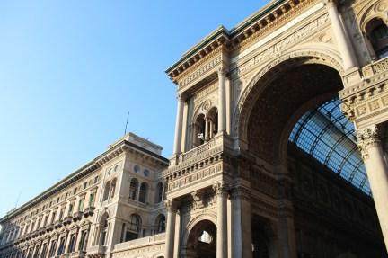 Galleria Vittorio Emanuele 2 - Milan, Italy