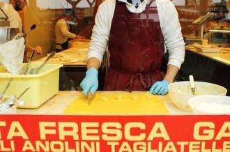 Pasta shop - Parma, Italy