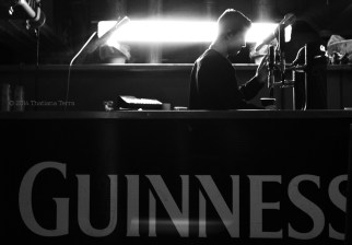 One afternoon at the Guinness Factory - St. Patrick's Holiday 2014