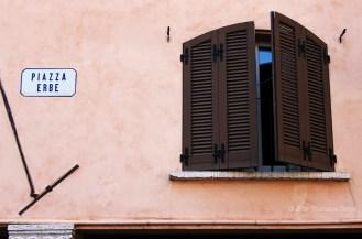 Piazza Erbe - Mantova, Italy