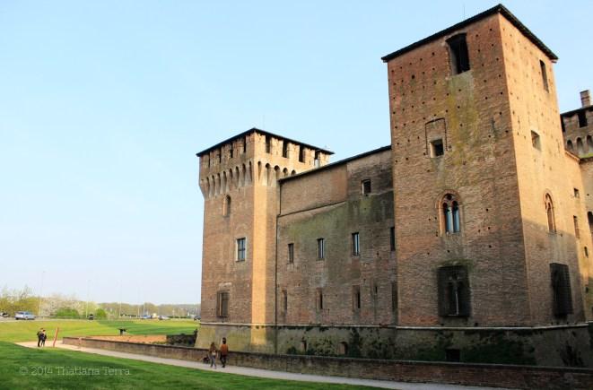 Castle of St. George - Mantova, Italy