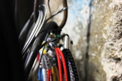 The bike workshop 3 (Milan, Italy)