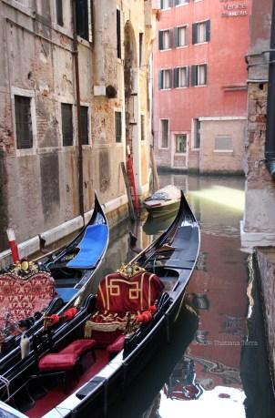 Gondolas 1 - June: Best time to visit Venice