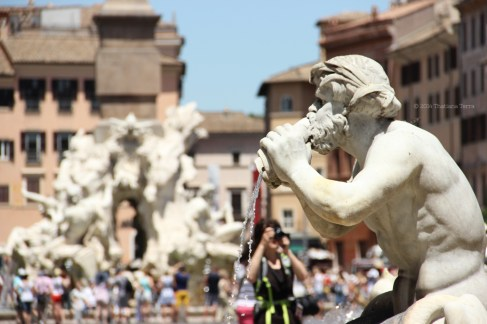 One day in Rome (Piazza Navona) - Photography 23