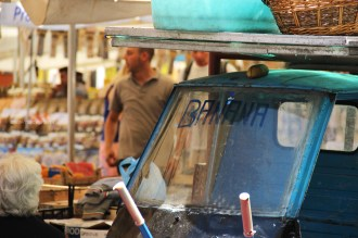 One day in Rome (Campo de Fiori) - Photography 24
