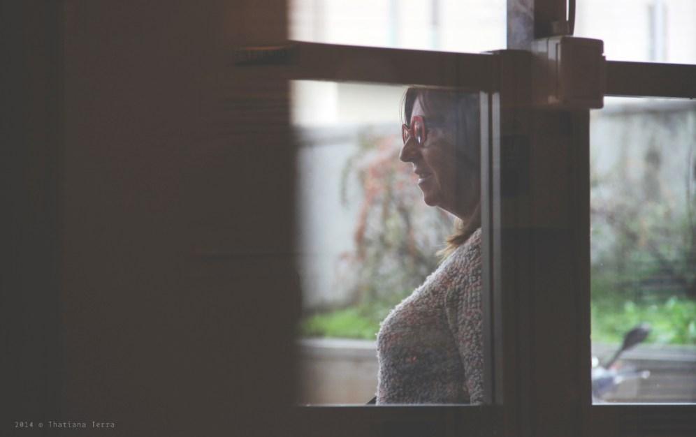 Milan: Through the glass window (2)