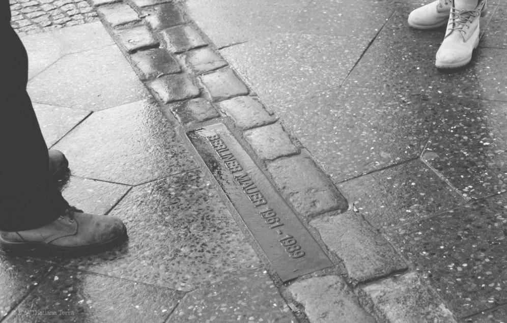 Berlin: Along the wall (1)