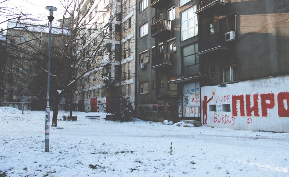 Belgrade: Street life (2)