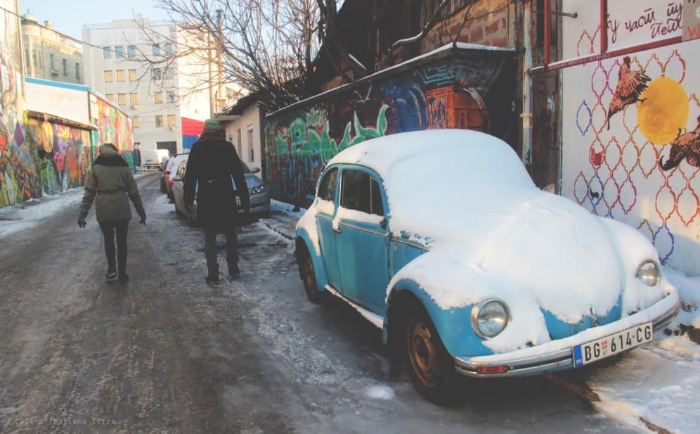 Belgrade: Street life (4)