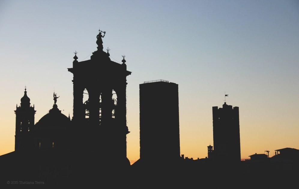 Bergamo: Sunset (2)