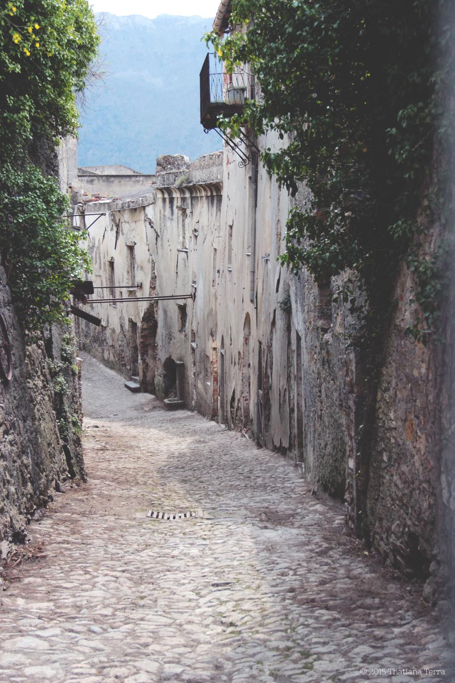 Balestrino: The abandoned village (10)