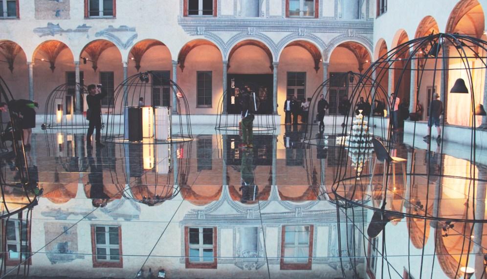 Milan: The Design Week (1) - MINDCRAFT15 exhibition