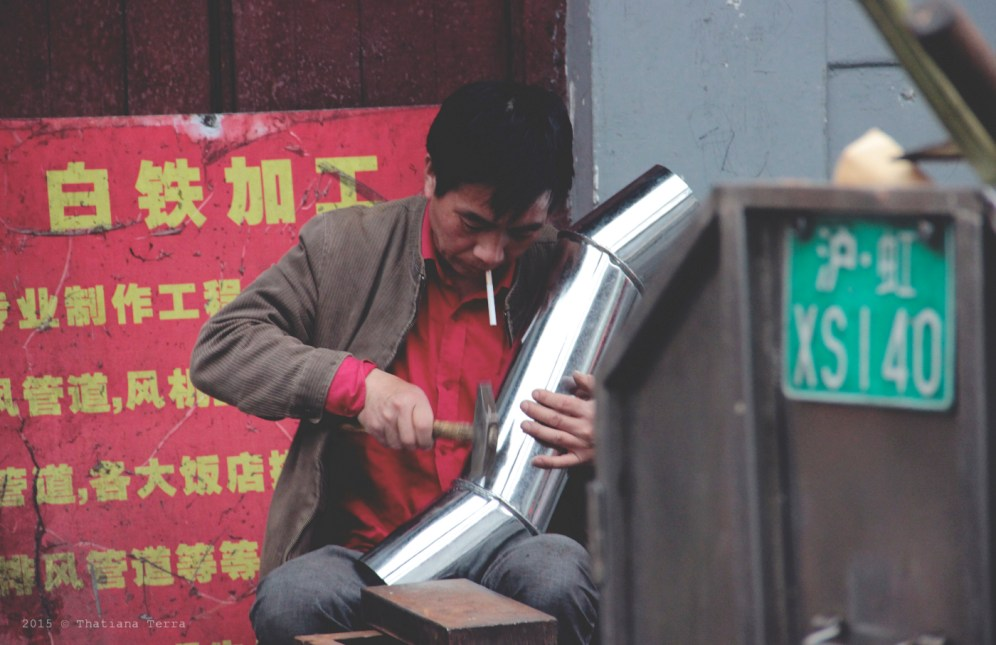 China: The hidden beauty of Shanghai streets (Part 2) - Street life and food at Zhoujiazui area (12)