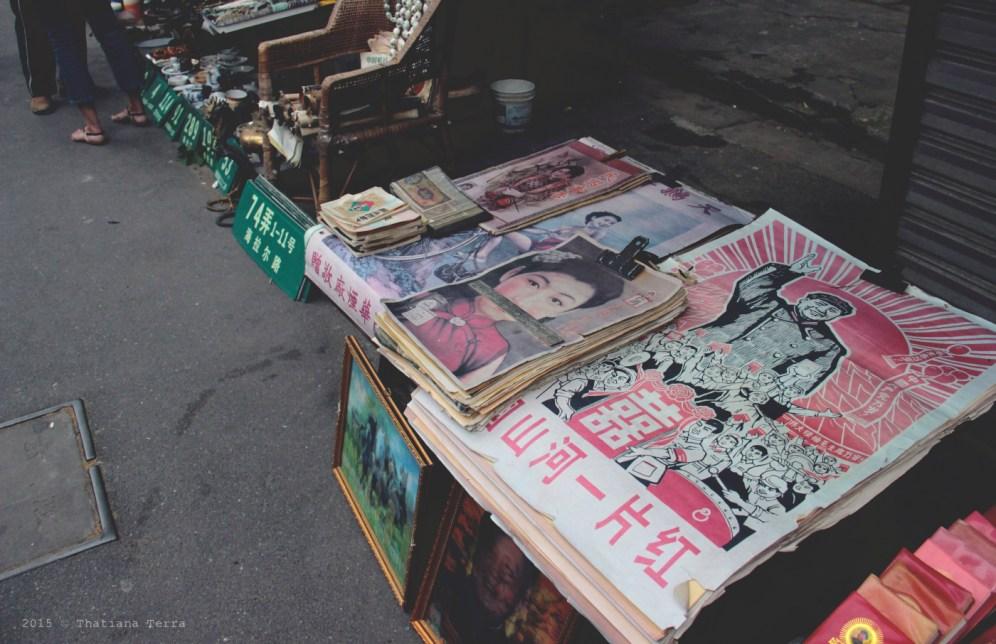China: The Dongtai Lu antique market, Shanghai (1)