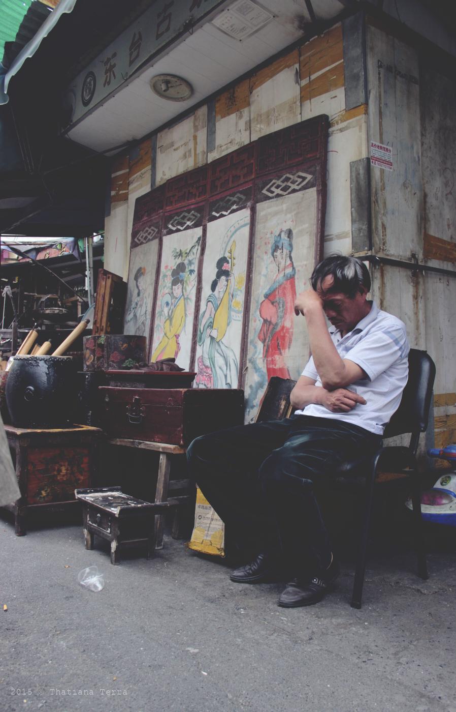 China: The Dongtai Lu antique market, Shanghai (7)