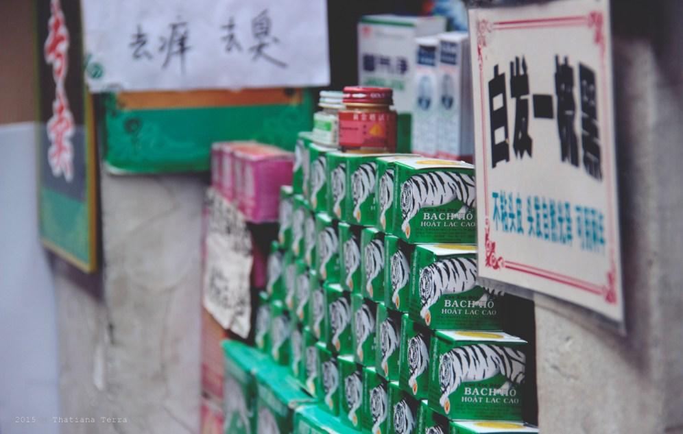 China: Qibao watertown in details (3)