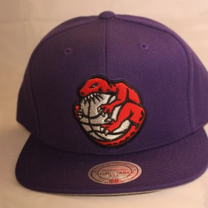 Toronto Raptors Mitchell and Ness NBA Snapback