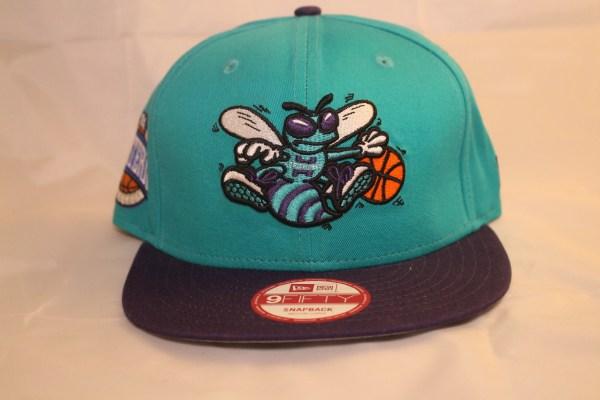 New Era Cap 9Fifty Snapback NBA Charlotte Hornets HWC