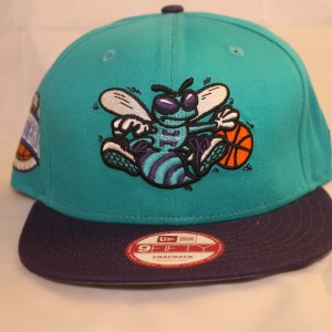 New Era Cap 9Fifty Snapback NBA Charlotte Hornets HWC