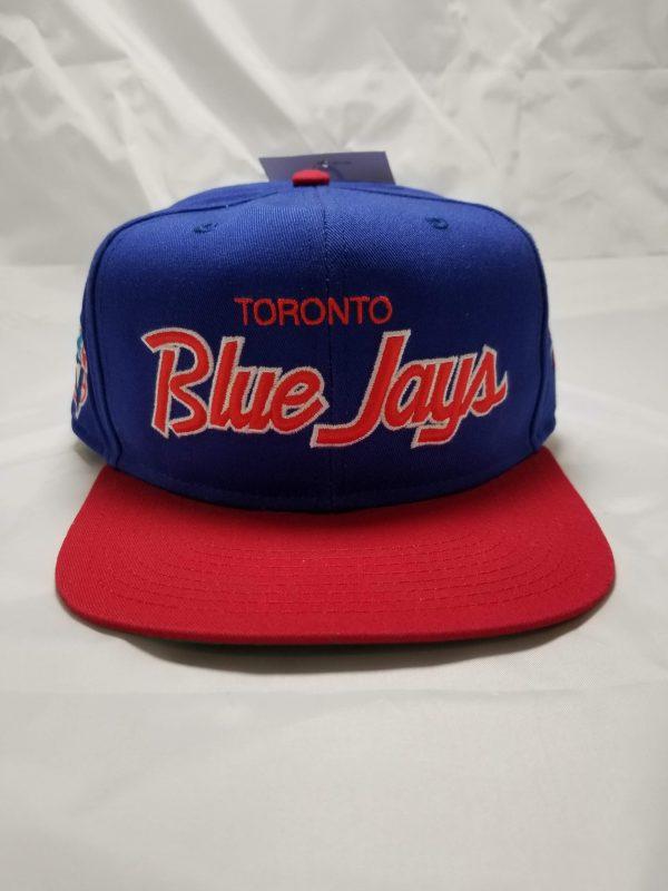 Sports Specialties, Toronto Blue Jays, Script, Vintage, Snapback, Cap