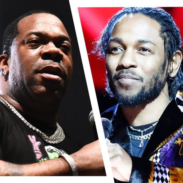 Busta Rhymes links up with Kendrick Lamar 'Look Over Your Shoulder'