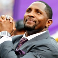 But Where's the White Suit? ESPN Lets Ray Lewis Talk About Cover-Ups With a Straight Face