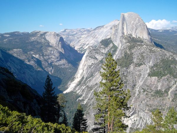 Yosemite National Park Travel Guide Glacier Point