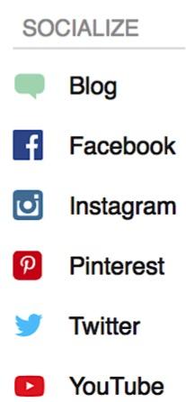 Follow Swagbucks on Social Media