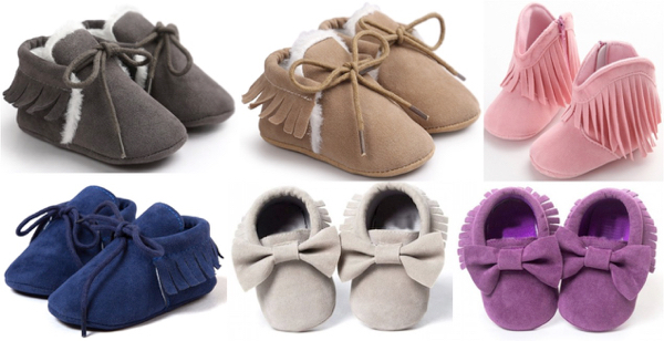 Free Baby Moccasins