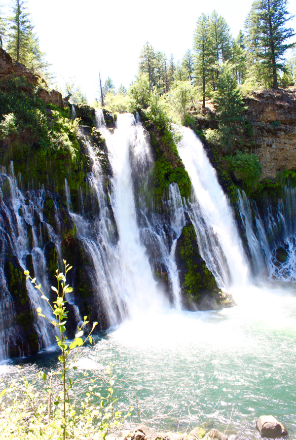 Lassen Volcanic National Travel Guide Visit Burney Falls