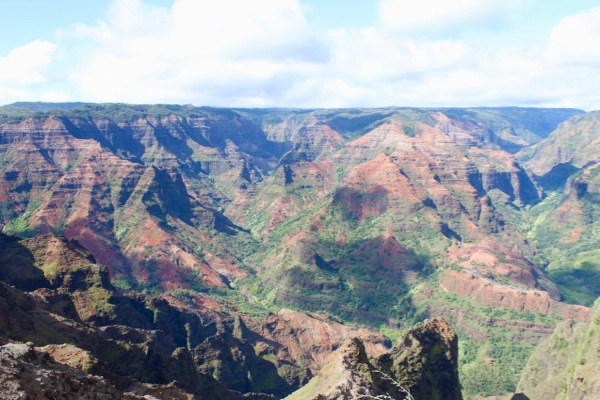 Kauai Budget Travel Guide Waimea Canyon
