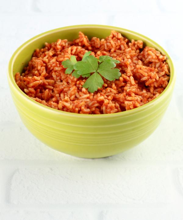 Crazy Easy Spanish Rice Recipe