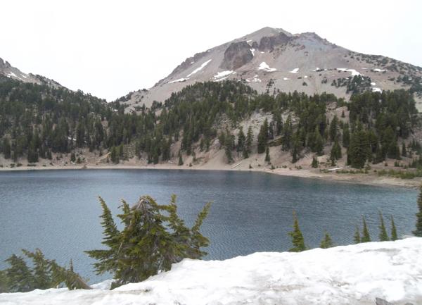Lassen Volcanic National Travel Guide Helen Lake