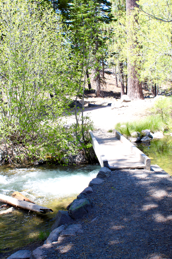 Lassen Volcanic National Travel Guide Manzanita Creek