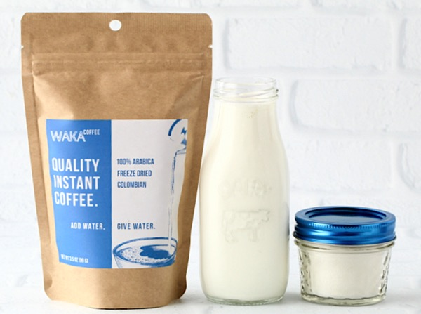 Frozen Coffee Slush Recipe With 3 Ingredients