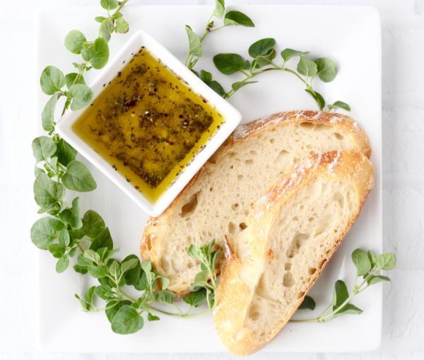 Simple Bread Dipping Oil Recipe