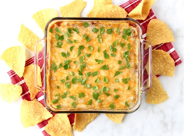 Nacho Dip Recipe With Few Ingredients