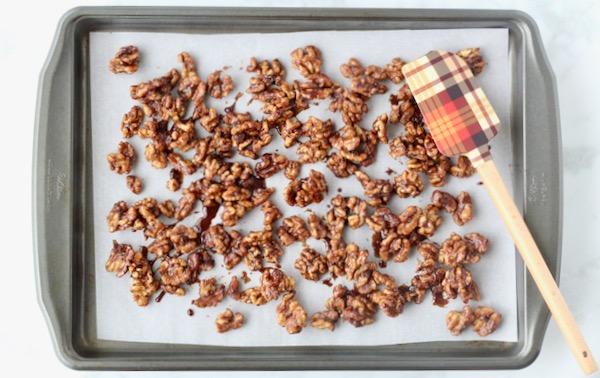 Tasty Candied Walnuts Recipe